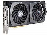 MSI GeForce GTX 1660 DirectX 12 GTX 1660 GAMING  Video Card $330