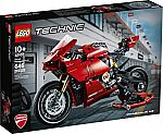 LEGO Ducati Panigale V4 R Motorcycle (646 Pieces) $57