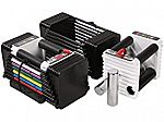 PowerBlock Personal Trainer Adjustable Dumbbell Set ( 2.5-50 lbs) $299.99
