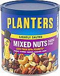 15-oz Planters Lightly Salted Mixed Nuts $5.60