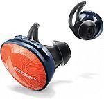 Bose SoundSport Free Wireless In-Ear Headphones with Microphone (Orange) $119