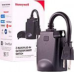 Honeywell 39363-CS2 UltraPro Z-Wave Plus Outdoor Plug-in Switch $22.99