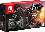 Nintendo Switch MONSTER HUNTER RISE Deluxe Edition system $369.99