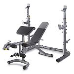 Weider Olympic Workout Bench with Squat Rack $200 + Get $40 Kohl's cash + $20 Rewards