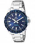 Casio Men's Edifice Quartz Watch $43.70