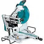 Makita 12 in. Dual-Bevel Sliding Compound Miter Saw + Stand $499