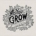As You Grow: A Modern Memory Book for Baby Hardcover $7 (83% Off)