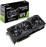 ASUS TUF-RTX3060-O12G-GAMING Graphic Card $509.99