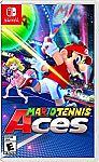 Mario Tennis Aces - Nintendo Switch $25