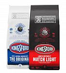 Kingsford Original Charcoal Briquettes 8-lbs (various flavors) $3.98 (up to 60% Off)