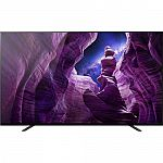 "Sony A8H 55"" HDR 4K Smart OLED TV $1298"
