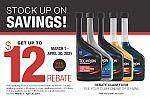 Chevron Techron Rebate: Get Up to $12 Techron Rebate with eligible purchases