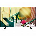 "Samsung QN82Q70TA 82"" 4K QLED Smart TV (2020 Model) $2198 + Get $600 Visa Gift Card"