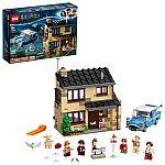 LEGO Harry Potter 4 Privet Drive 75968 $56 & More