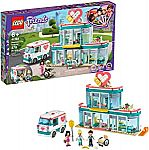 LEGO Friends Heartlake City Hospital $40 & more