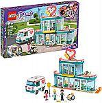 LEGO Friends Heartlake City Hospital $40 & more