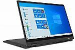"Lenovo IdeaPad Flex 5 14"" TouchScreen Laptop (Ryzen 7-4700U 8GB 512GB SSD, Model: 81X20002US)"