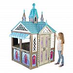 Disney Frozen Arendelle Playhouse By KidKraft $175 (orig. $349)