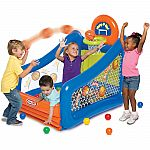 Little Tikes Hoop It Up! Play Center Ball Pit $29.97
