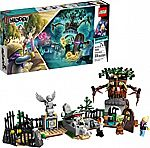 LEGO 335-pc Hidden Side Graveyard Mystery Building Kit $17