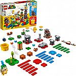 Amazon and Target - Buy One LEGO Set Get One 40% Off