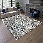 Quattro Area Rug - 8' x 10' (4 Colors) $129.98 (save $214)