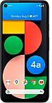 Xfinity Mobile Customers: 128GB Google Pixel 4a 5G Smartphone (Just Black) $250