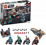 LEGO Star Wars Mandalorian Battle Pack 75267 (102 Pieces) $12