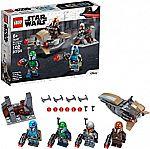 LEGO Star Wars Mandalorian Battle Pack 75267 (102 Pieces) $12