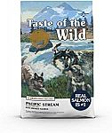 14lb Taste of the Wild  Dry Dog Food $10