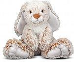 "Melissa & Doug 9"" Burrow Bunny Rabbit Plush $7.64 & More"