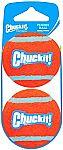 ChuckIt! Tennis Ball, Medium (2.5 Inch) 2 Pack $1.74