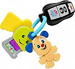Fisher-Price Laugh & Learn Play & Go Keys for babies and toddlers $6