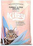 12-lb Kitzy Dry Cat Food $11.70