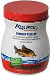 6.5-oz Aqueon Shrimp Pellets Fish Food $1.28