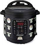6-Qt Instant Pot Duo Star Wars Pressure Cooker (little bounty) $60