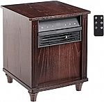 Amazon Basics Cabinet Style Space Heater (New) $40 (Reg $90)