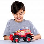 Tonka Mega Machines Storm Chasers Lights & Sounds Wild Fire Rescue Toy Truck (Red) $8.70 (orig. $20)