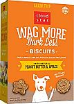 14oz Cloud Star  Baked Biscuits Dog Treats $1.62