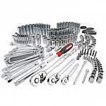 Craftsman 243-Pc Standard (SAE) and Metric Mechanics Tool Set @Lowes