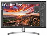 LG 27UN850-W 27 Inch Ultrafine UHD IPS Monitor $392.24