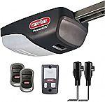 Genie PowerLift 1/2 HP Screw Drive Garage Door Opener $132