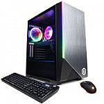 CYBERPOWERPC Gamer Master GMA3088W Desktop (Ryzen 7 3700X 16GB RTX 3060 240GB SSD, 1TB HDD) $1229.99