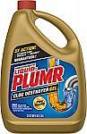 80-oz Liquid-Plumr Pro-Strength Full Clog Destroyer Plus PipeGuard $6.77