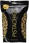 Wonderful Pistachios Roasted, Lightly salted, 16 Oz $5.67