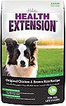 Health Extension Original Chicken & Brown Rice Recipe (1-pound) $2.44