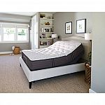 Sealy Cooper Mountain Mattress w/ Sealy Ease Adjustable Base Queen from $1350, King from $2200