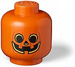 Lego Storage Head Large Pumpkin $19.78, mini Girl $15