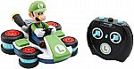 Nintendo Mario Kart 8 Luigi Mini RC Racer $20