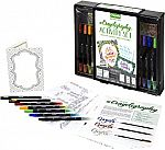 Crayola Signature Crayoligraphy Hand Lettering Art Set $8.24